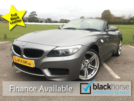 2012 12 BMW Z4 2.0 S Drive M Sport 2 Dr Cabriolet